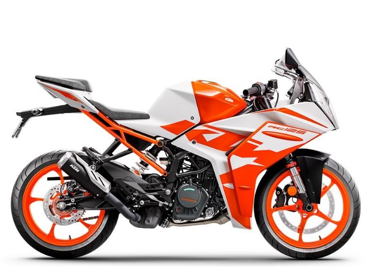 KTM RC 125,