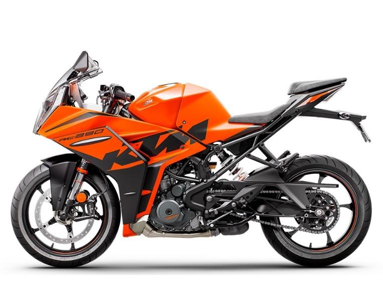 KTM RC 390,
