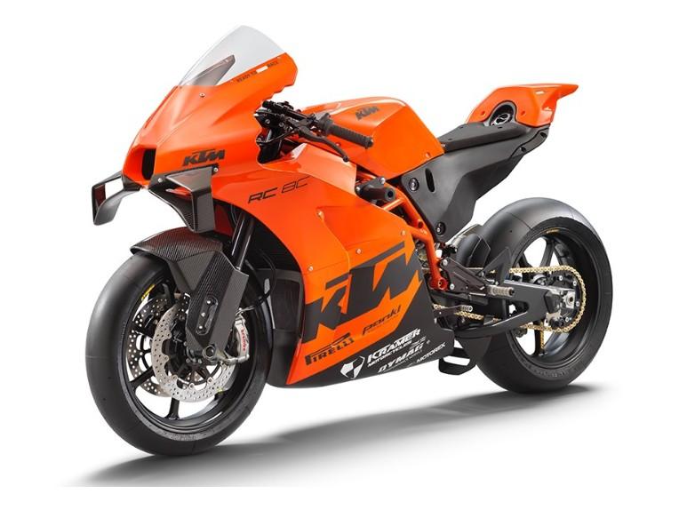 KTM RC 8C 2022,