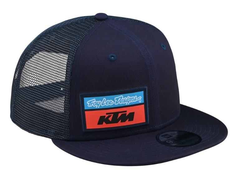 Troy Lee Designs KTM Team Stock Cap