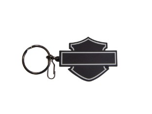Harley Davidson PVC Schlüsselanhänger Bar & Shield
