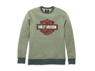 Bar and Shield Pullover