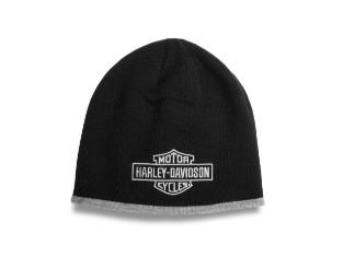 Mütze Bar & Shield schwarz