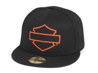 Open Bar & Shield Logo 59Fifty® Cap
