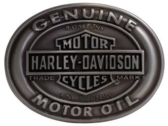 Genuine Motor Buckle