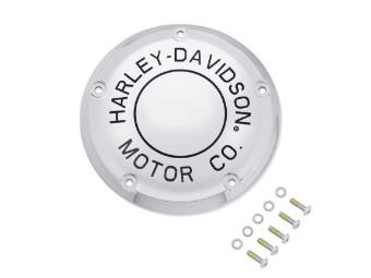 H-D Motor Co. Derby Deckel