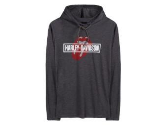 HD Mash Hoodie - Rolling Stones