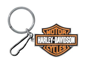 Harley Davidson Schlüsselanhänger Bar & Shield