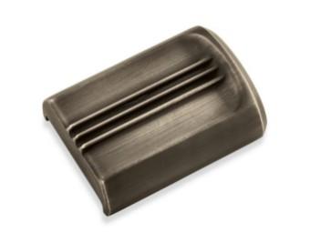 Brass Bremspedalauflage klein