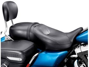 """Hammock Sitz 18"""" für Road King und FLHX Modelle ´97-´07"""