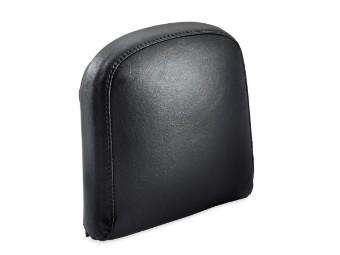 Sozius Rückenpolster Mid-Sized Smooth schwarz Vinyl