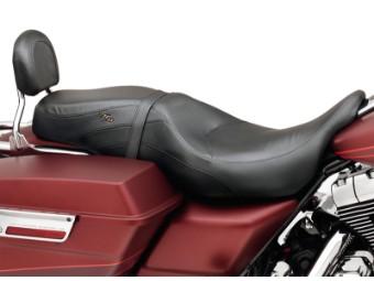 Low Profile Leder-Schalensitz