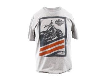 Dealer Shirt Classic Gray Invest in Fun