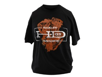 Dealer Shirt Black King Motorsports