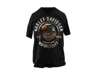 Dealer Shirt Black Make The Eagles Fly