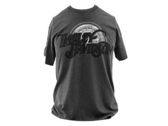 Dealer Shirt Charocal HTH Easy Wheeling