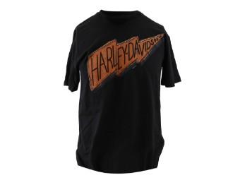 Dealer Shirt Black Banner Style