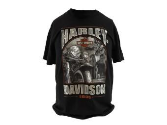 Dealer Shirt Black Unleash the Legend