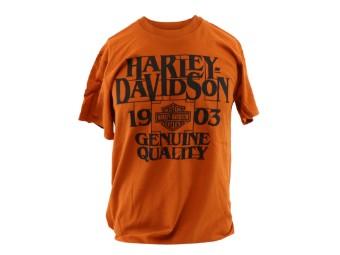 Dealer Shirt New Texas Orange New Road