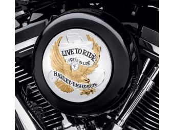 Live To Ride Luftfilter Verkleidung