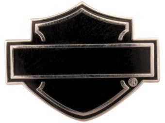 Harley Davidson Mini Bar & Shield Pin 5'', schwarz
