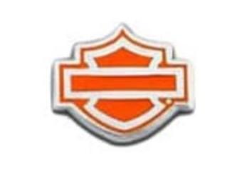 Anstecker Mini Bar Shield-Pin Biker Sammlerstück Emblem mit Stifteverschluss Merchandise Accessoire