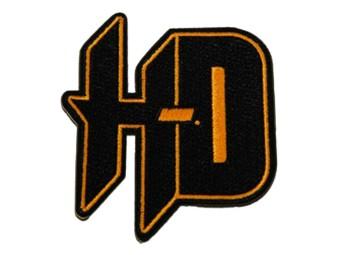 Harley Davidson gesticktes H-D Patch