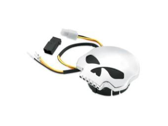 LED-Tankanzeige Skull