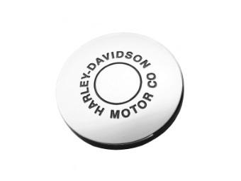 Tankdeckel-Medaillon H-D Motor Co.
