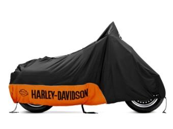 Premium Motorradplane für VRSC, XL, XR, XG, Dyna und Softail Modelle, für Innen