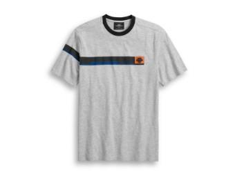 Harley Davidson T-Shirt Chest Stripe