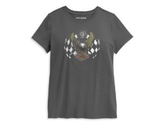 Damen Race Eagle T-Shirt