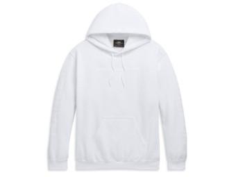 Hoodie Hyphen Weiß