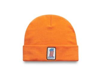 Mütze No.1 Logo, wählbare Farben, Einheitsgröße