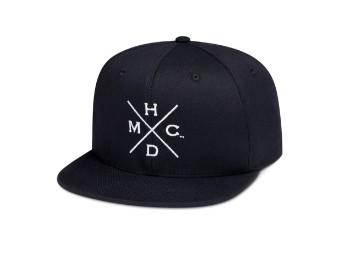 Harley Davdison Baseball Cap, schwarz