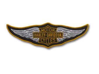 Harley Davidson 30er-Jahre-Flügel Patch