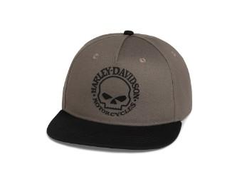 Willie G Skull Baseball Cap