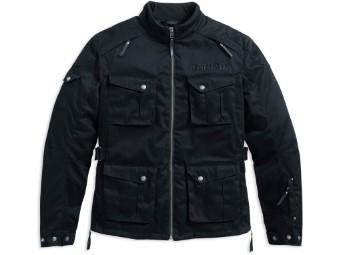 Textil-Motorradjacke Messenger 98161-17EM