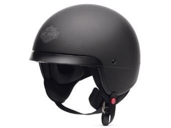 Hightail 5/8 Helm, matt schwarz