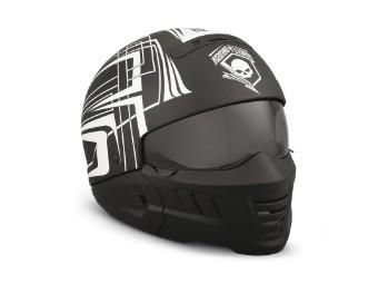 Helm Skull Lightning 2-in-1 ECE