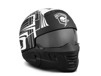 Helm Skull Lightning 2-in-1 ECE