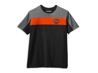 T-Shirt Copperblock Bar & Shield
