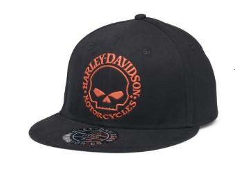 Harley Davdison Willie G Fitted Cap für Herren