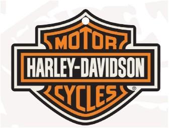 Harley Davidson Bar & Shield Duftbaum Dark Ice
