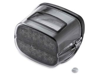 LED Rückleuch Bar & Shield LED Smoke Lens & Black Bezel 68087-08