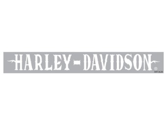 Harley Davidson Frontscheiben Sticker