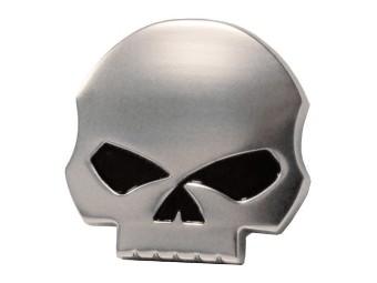 Willie G Skull Medallion