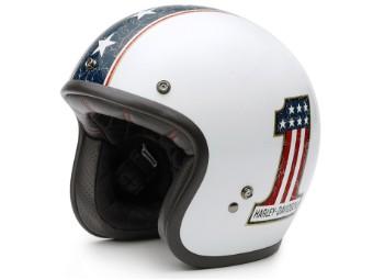 Americana Retro 3/4 Helm