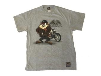 Original Vintage Shirt, Tasmanian Devil, Wind-Riders