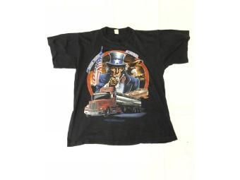 Original Vintage Shirt, Uncle Sam - The American-Dream